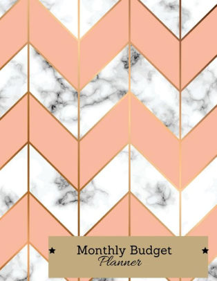 Monthly Budget Planner  Weekly Expense Tracker, Bill Organizer