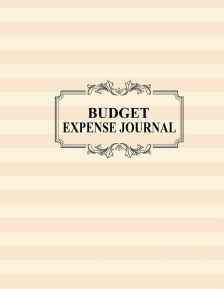 Budget Expense Journal Personal Expense Tracker, Note Journal