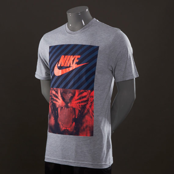 Xxl Hiendl Online Shop Nike Sportswear Tiger Hazard T-shirt - Mens Select ...