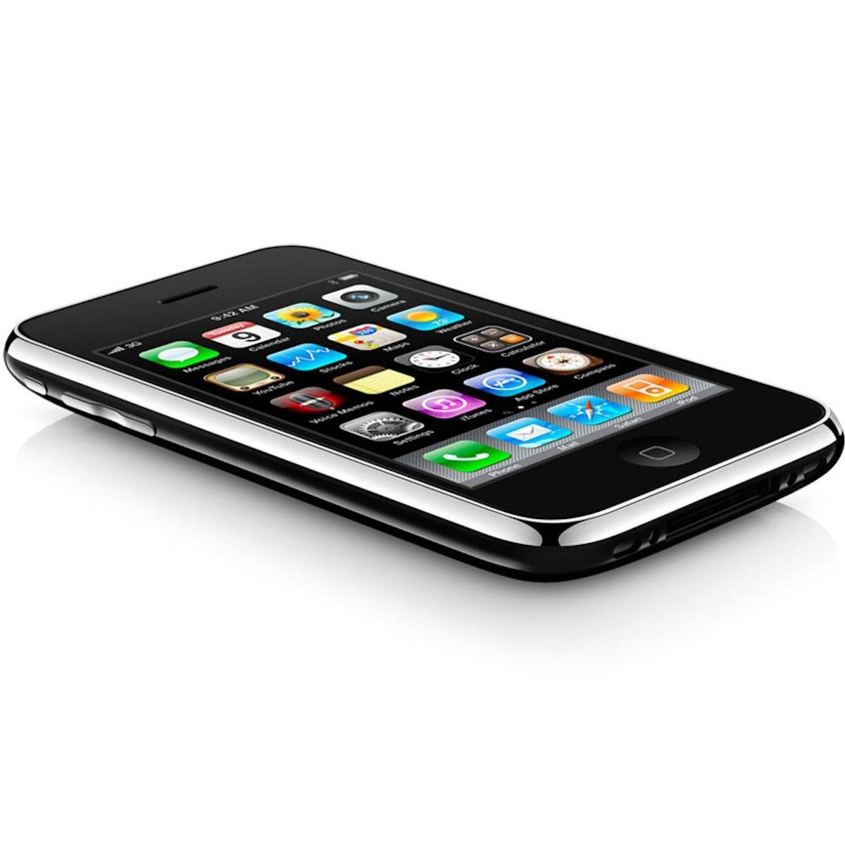 Iphone 3 Precio Libre Apple Iphone 3gs Caracteristicas Precio Reviews Y