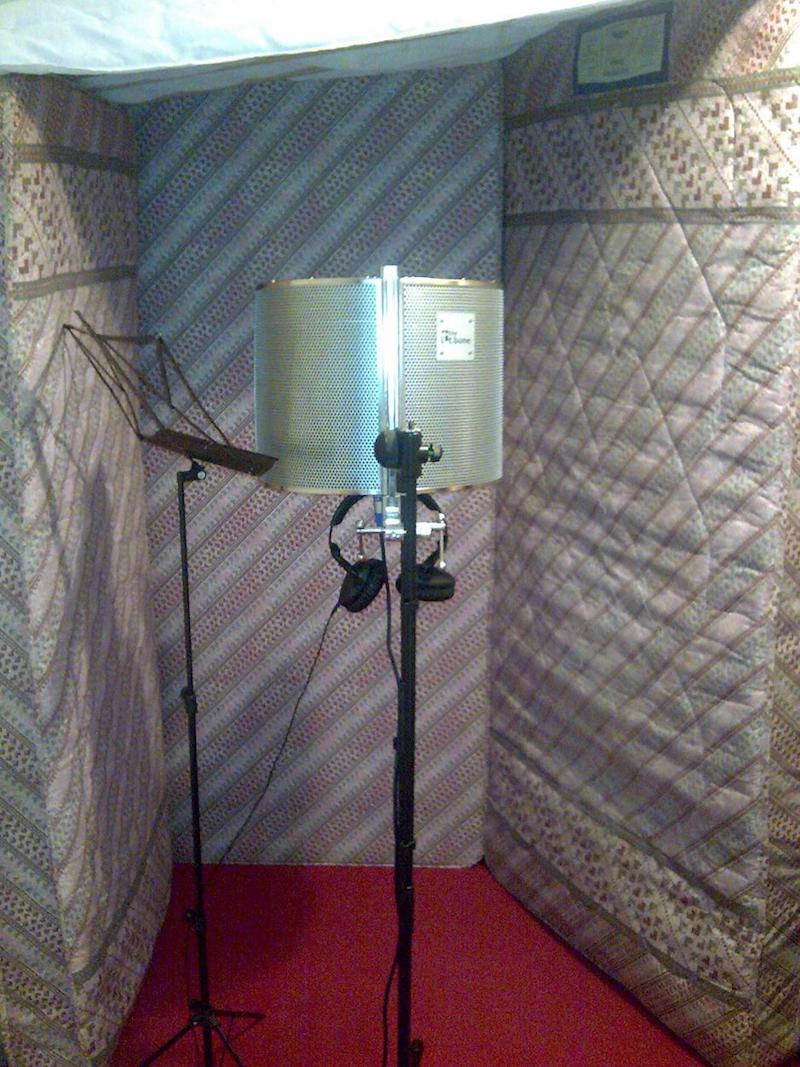The Best Inexpensive Diy Vocal Booth Options For Home Studios