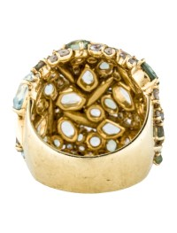 Alexis Bittar Fine Jewelry Cluster Dome Ring - Rings ...