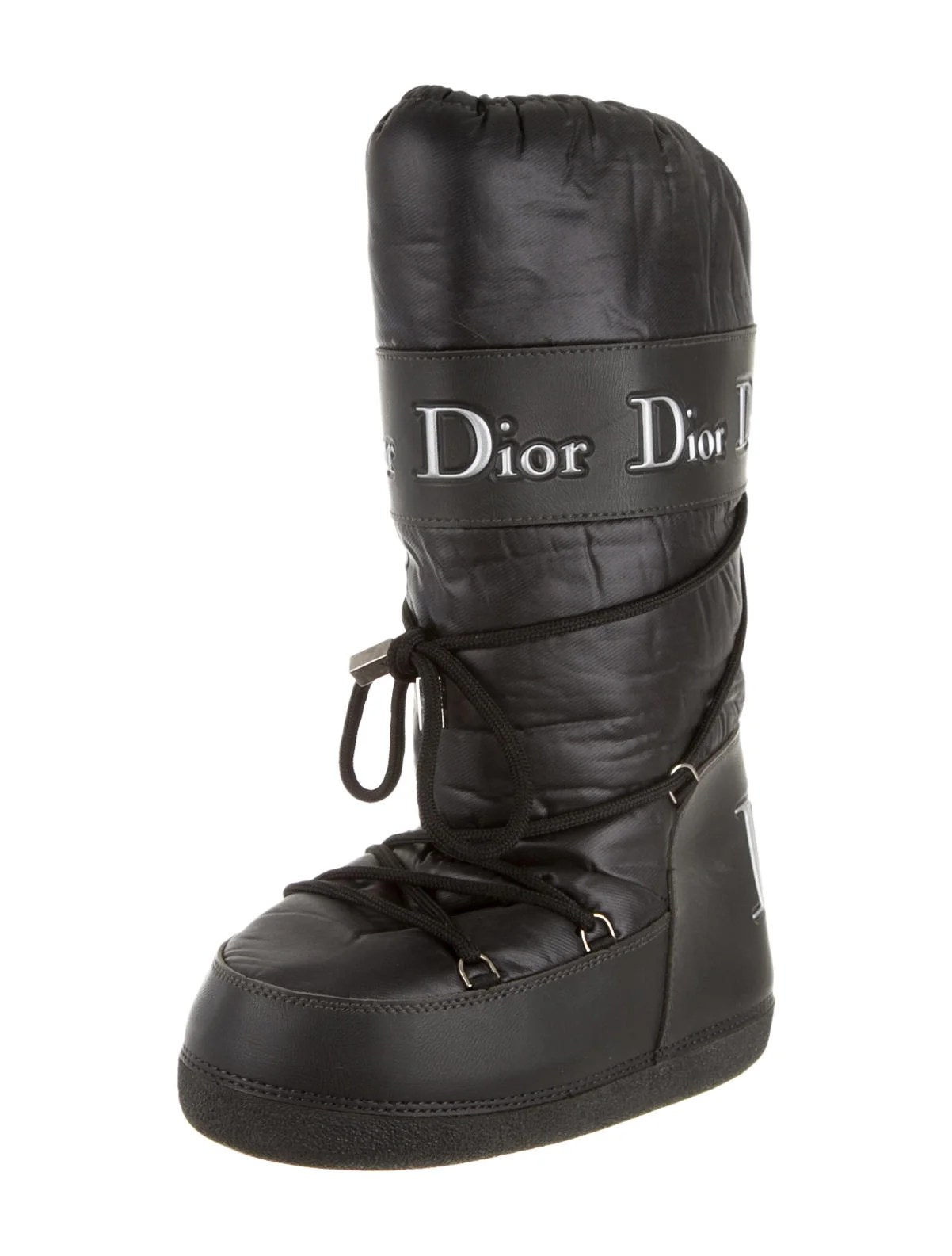 Christian Dior Moon Boots Shoes Chr25181 The Realreal