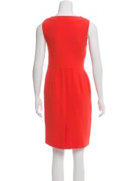 Christian Dior Silk Sheath Dress - Clothing - CHR53009 ...