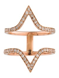 Carbon & Hyde 14K Diamond Viceroy Ring - Rings ...