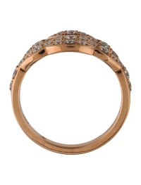 Carbon & Hyde 14K Diamond Ring - Rings - CRBHY20079 | The ...