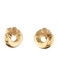 Carrera y Carrera Diamond Elephant Earrings - Earrings ...