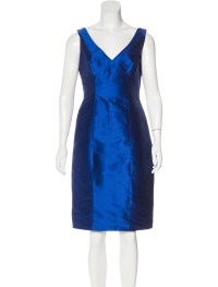 Escada Silk Sheath Dress - Clothing - ESC22190 | The RealReal