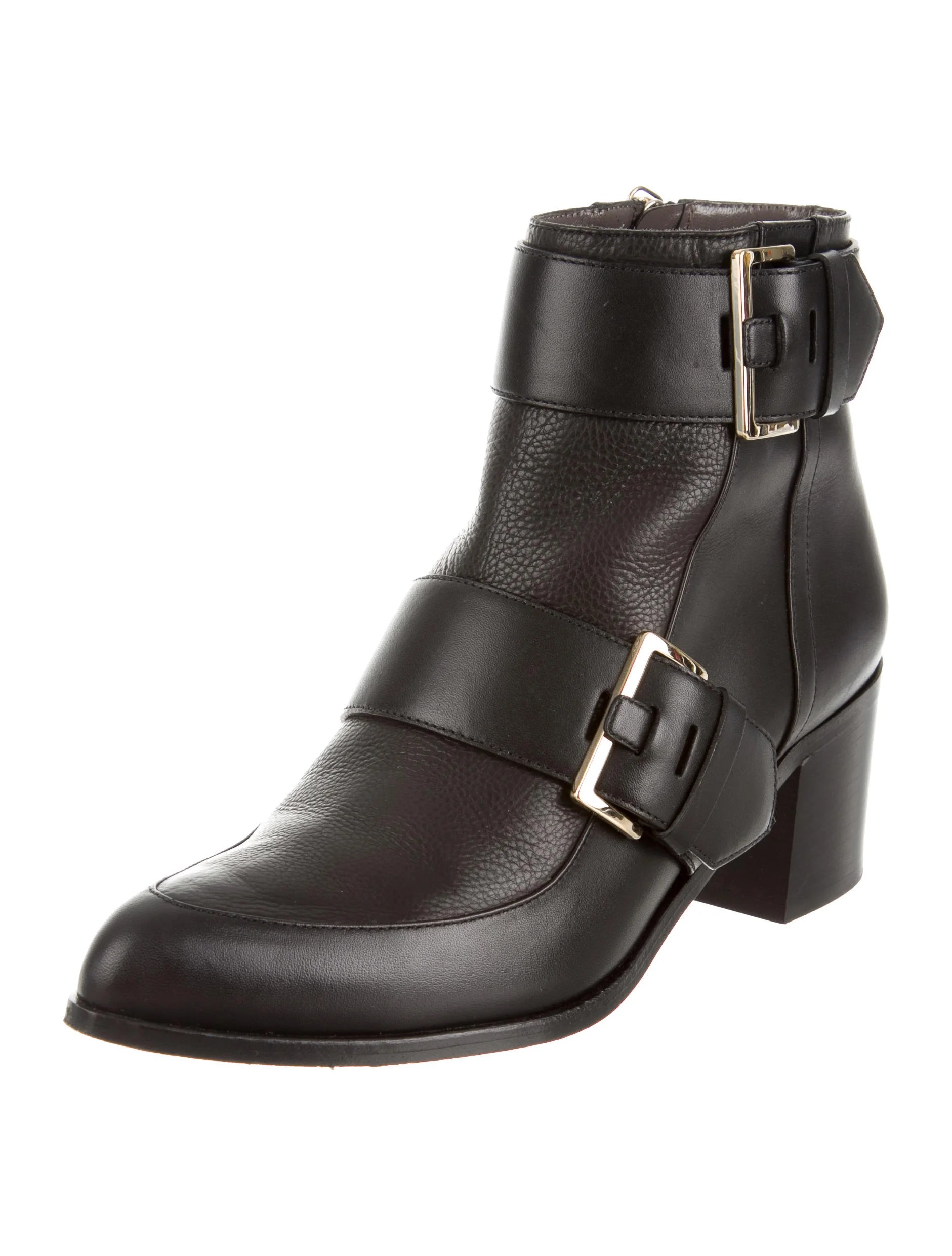 Jason Wu Pointed Toe Ankle Boots Shoes Jas21667 The