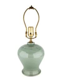Celadon Table Lamp - Lighting - LGHTI20399 | The RealReal
