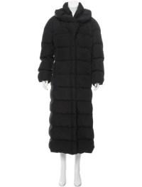 Moncler Shawl Collar Down Coat - Clothing - MOC27002 | The ...