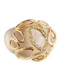 Alexis Bittar Lucite Dome Cocktail Ring - Rings - WA528886 ...