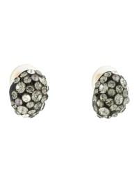 Alexis Bittar Crystal & Lucite Stud Earrings - Earrings ...
