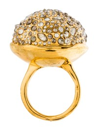 Alexis Bittar Crystal Dome Ring - Rings - WA529833 | The ...