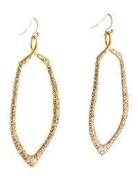 Alexis Bittar Crystal Encrusted Drop Earrings - Earrings ...