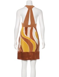 M Missoni Silk A-Line Dress - Clothing - WM441859 | The ...