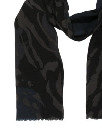 Yigal Azroul Wool Printed Scarf - Accessories - YIG24571 ...