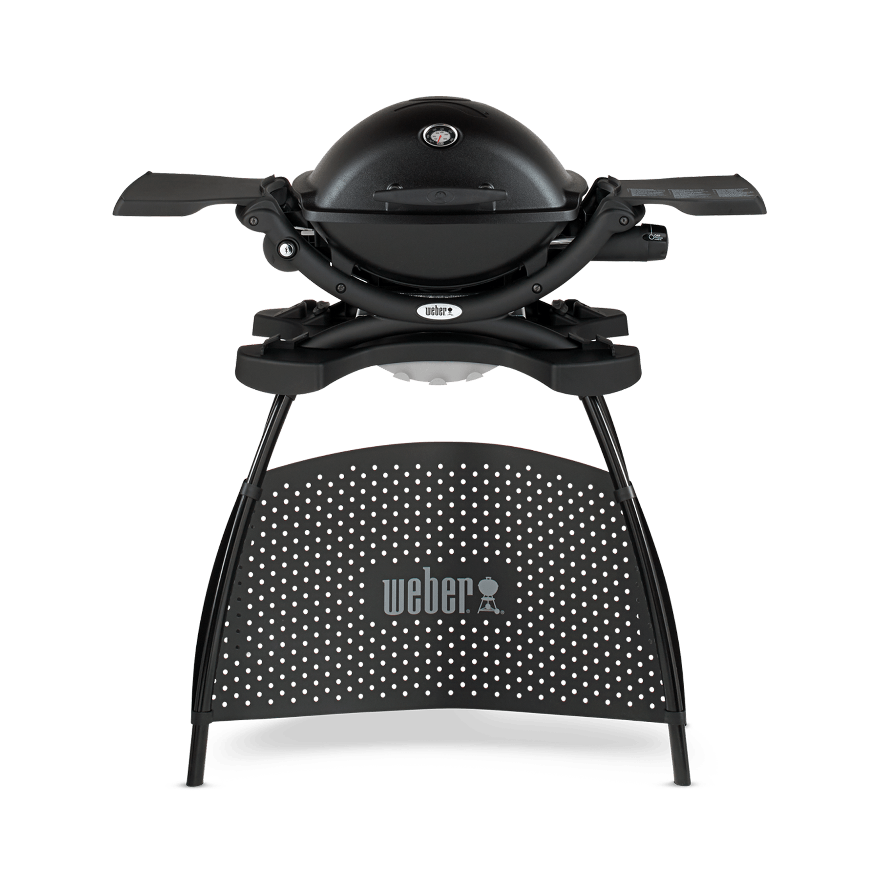 Weber Handleiding Weber Q 1200 Gasbarbecue Met Stand Q Serie Gasbarbecues
