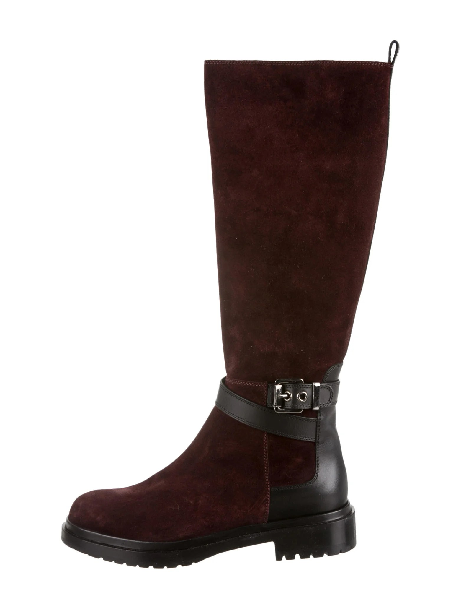 Sergio Rossi Boots Shoes Ser22582 The Realreal