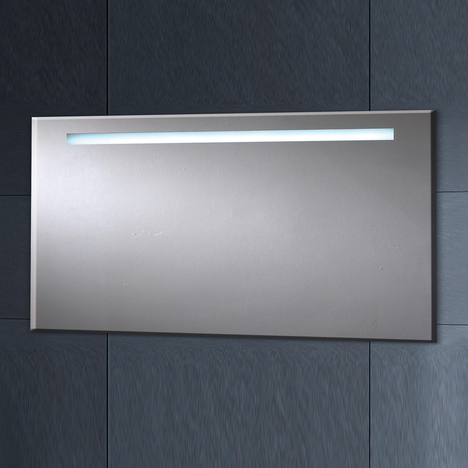 Bathroom Mirrors With Led Lights Sale Phoenix Pluto Led Mirror With Demister Pad 600mm X 1200mm