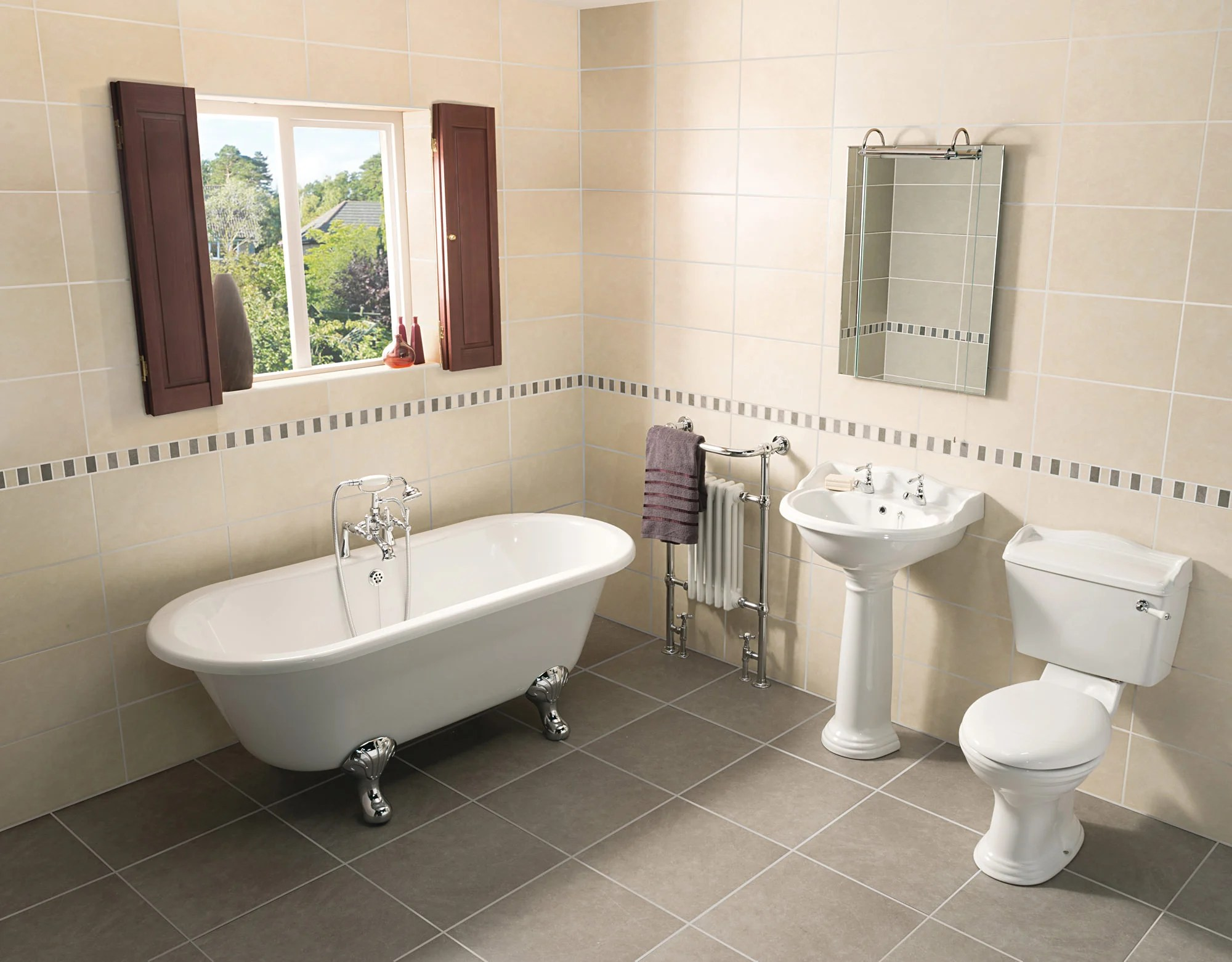Bathroom Suites Balterley Regent Traditional Bathroom Suite