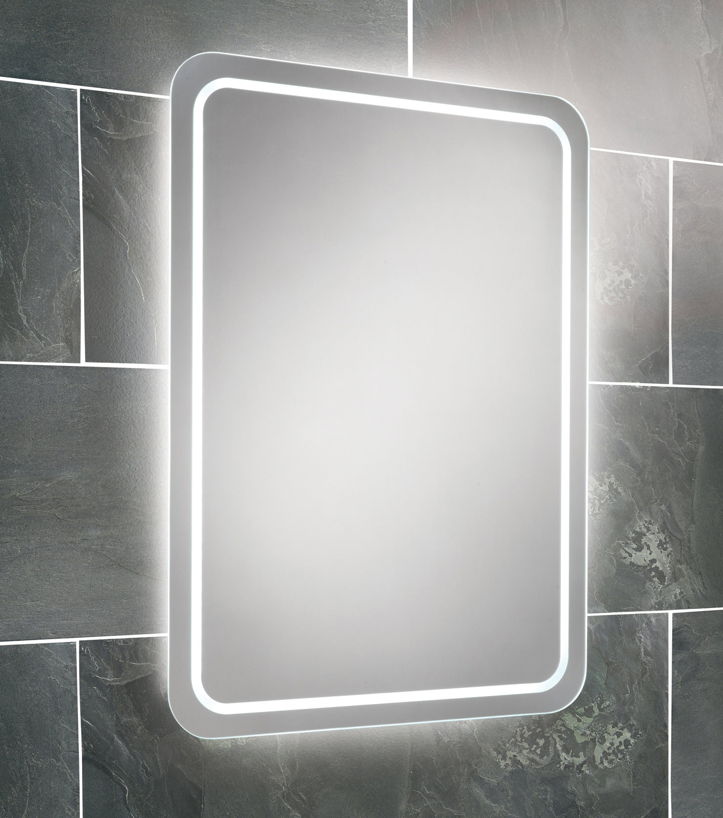 Bathroom Mirrors With Led Lights Sale Hib Natalia Steam Free Led Back Lit Bathroom Mirror 500 X