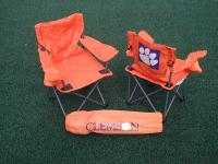 Clemson Tigers Junior Ultimate Tailgate Chair