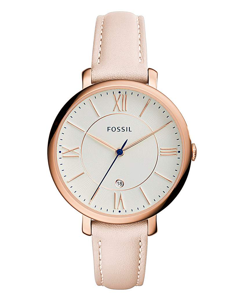 Fossil Riley Fossil Ladies Jacqueline Rose Watch 105 00 Grazia