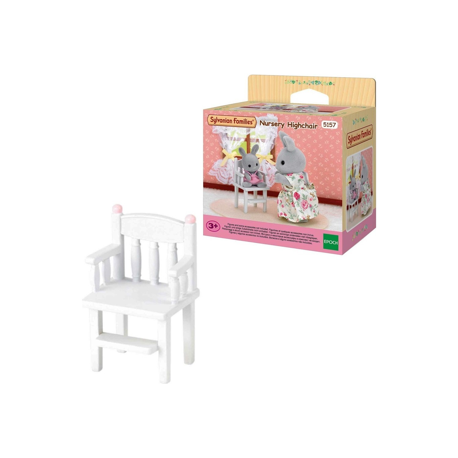 Figuren Shop 24 Sylvanian Families High Chair