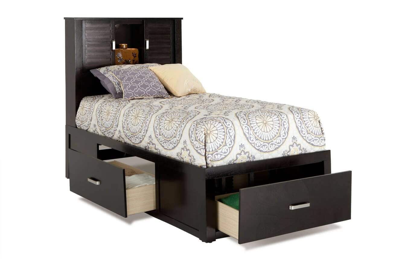 Bedding Storage Dalton Storage Bed