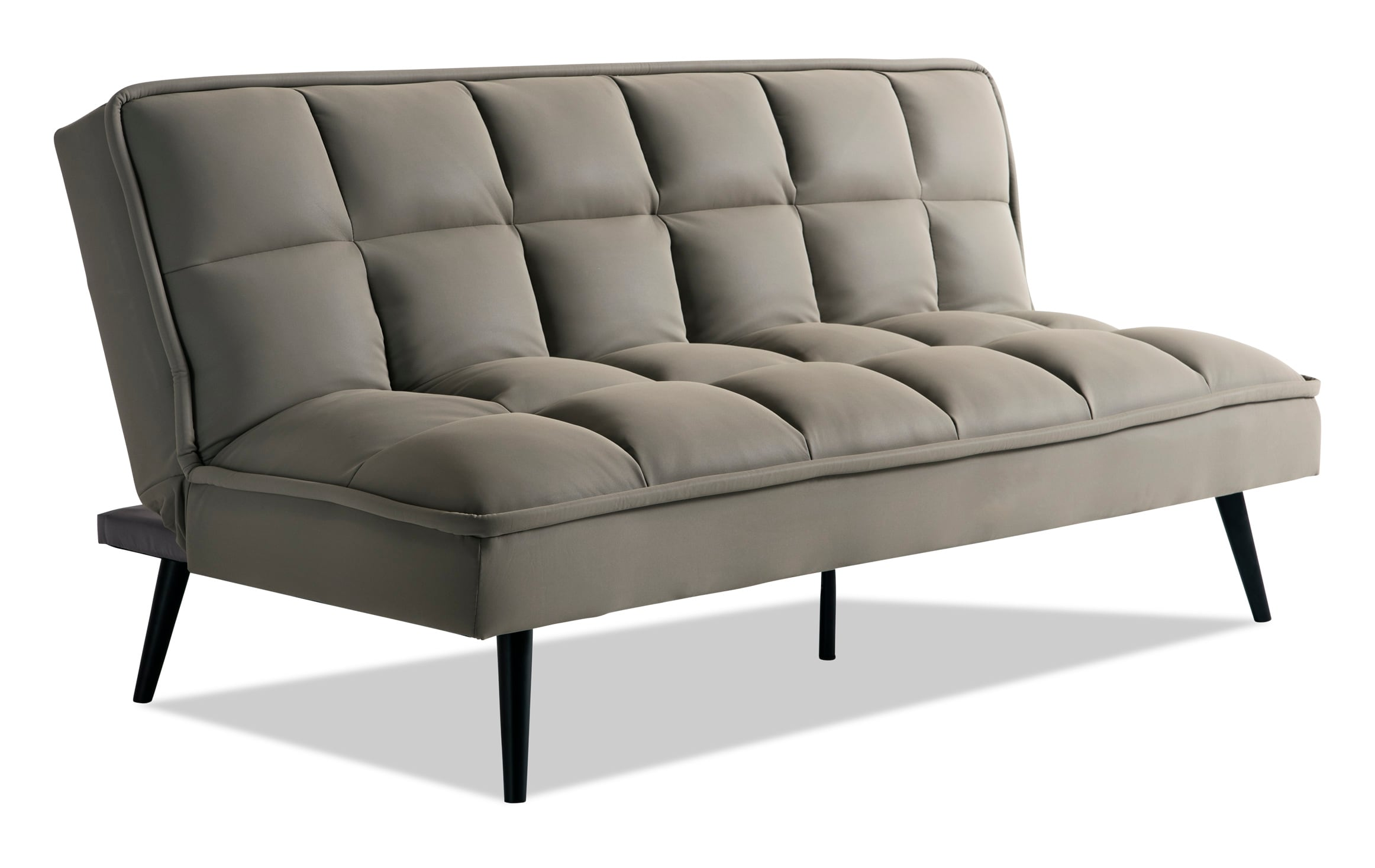 Carly Gray Bob O Matic Futon Outlet Bob S Discount Furniture