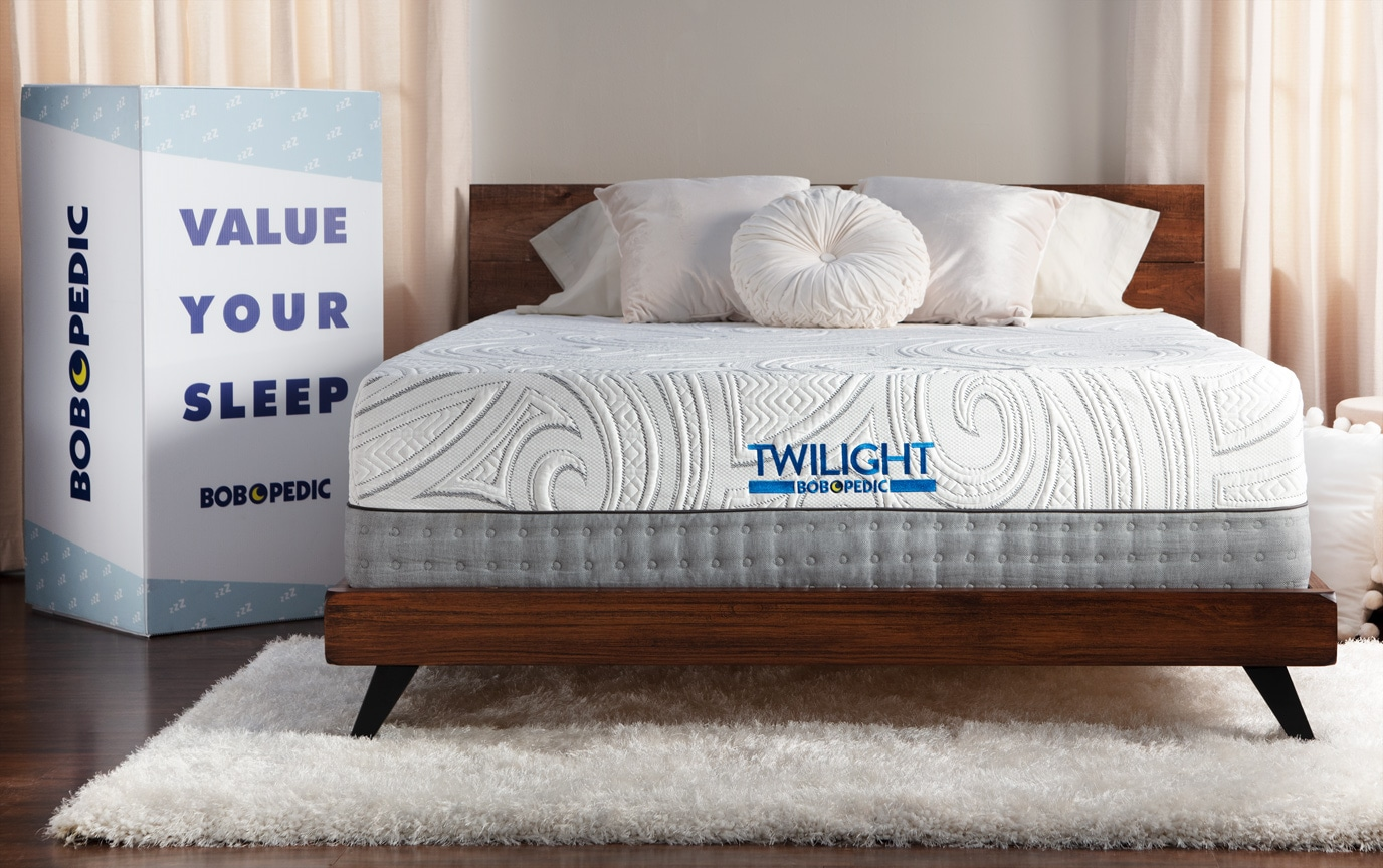 Bedroom Mattress Twilight Full Plush Mattress