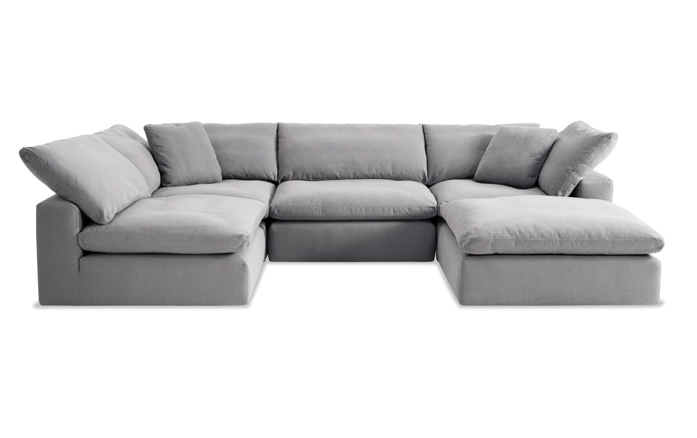 Sofa Dreams Outlet Dream Modular 5 Piece Sectional