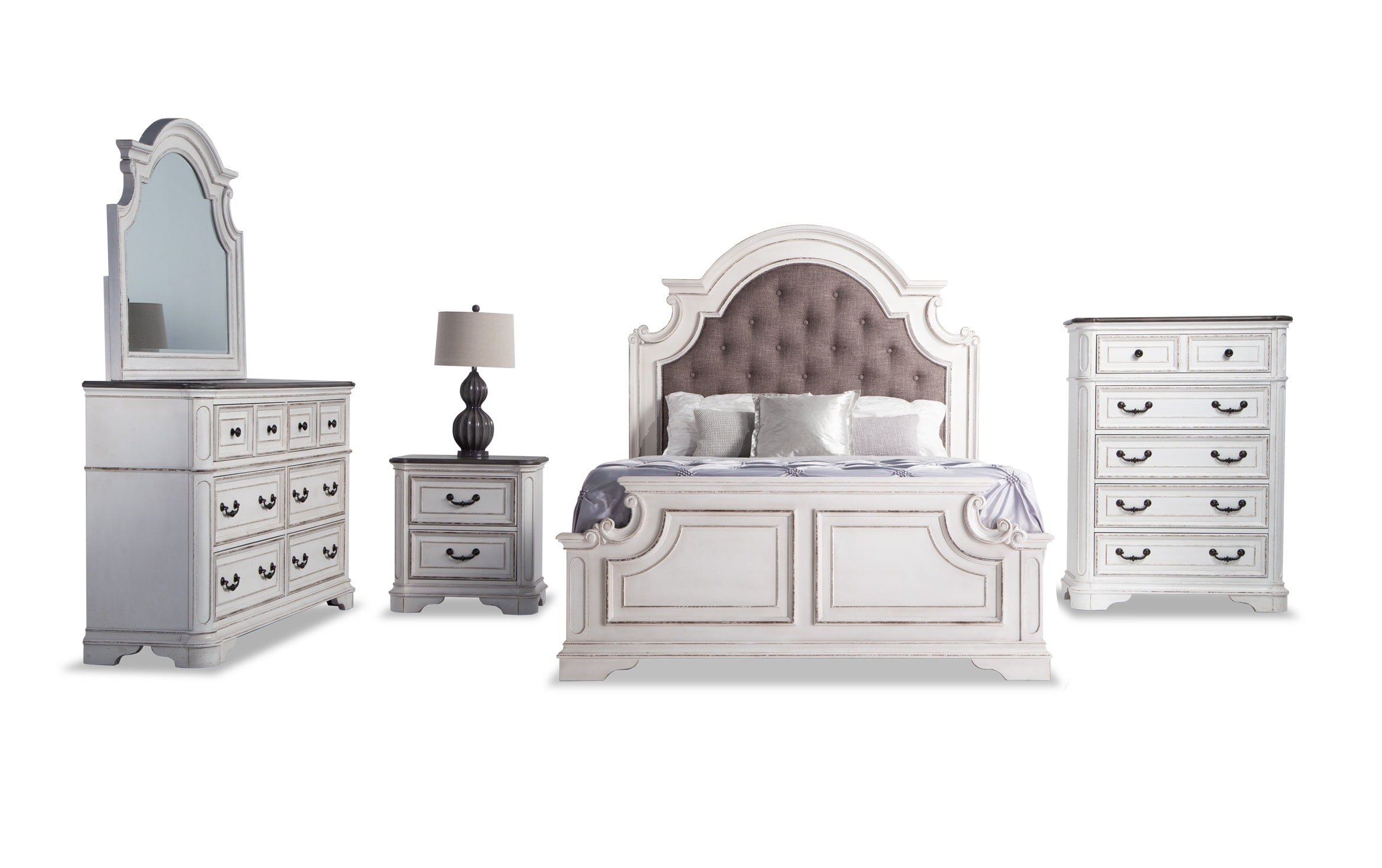 Scarlett Queen Bedroom Set Bob S Discount Furniture