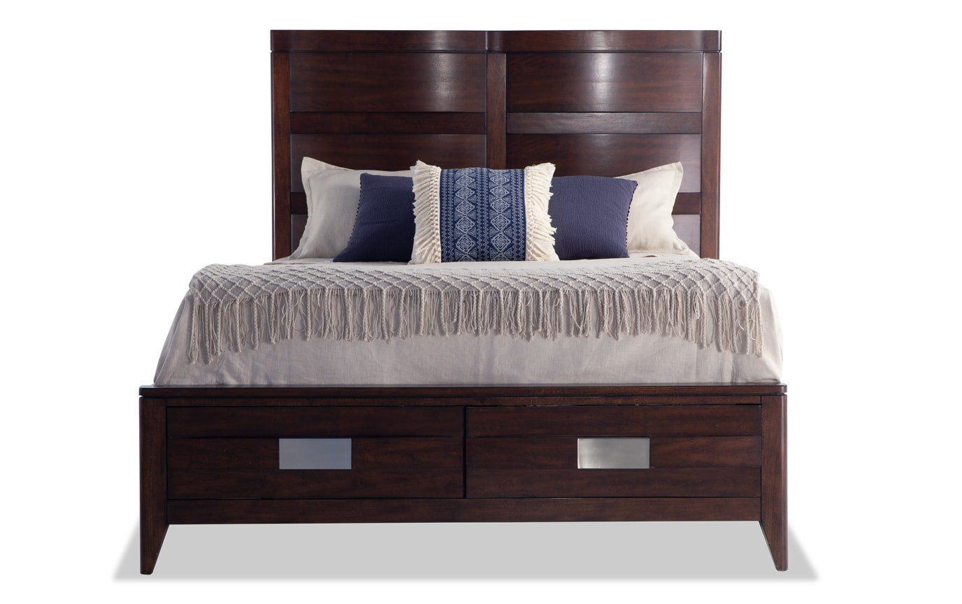 Bedding Storage Ventura Storage Bed