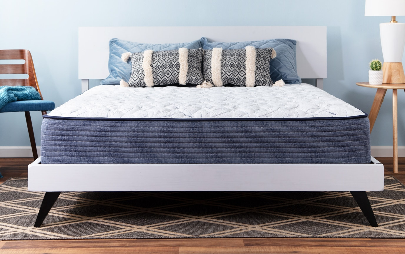 Bedroom Mattress Stardust Twin Plush Mattress