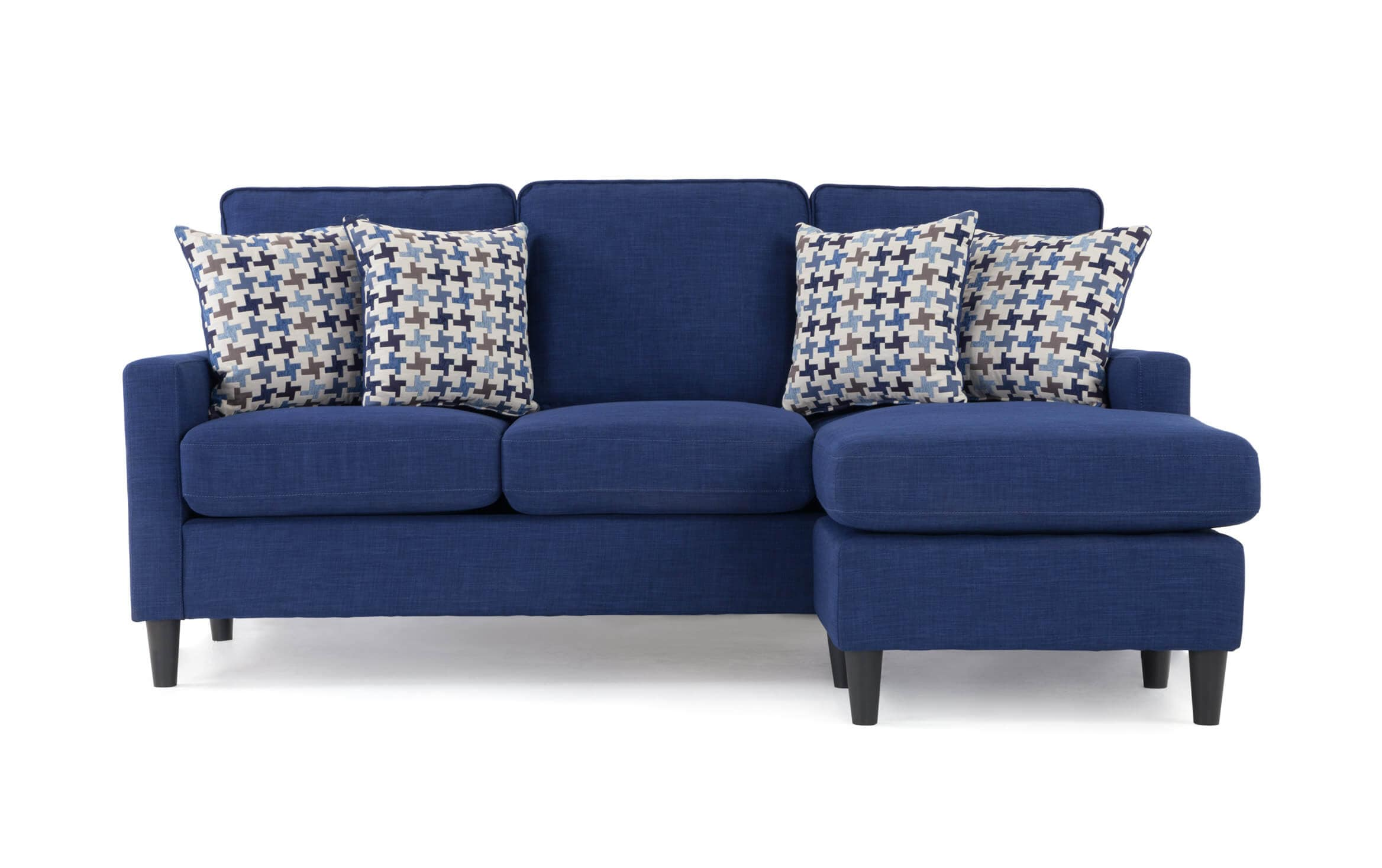 Fresno Blue Chofa Outlet Bob S Discount Furniture