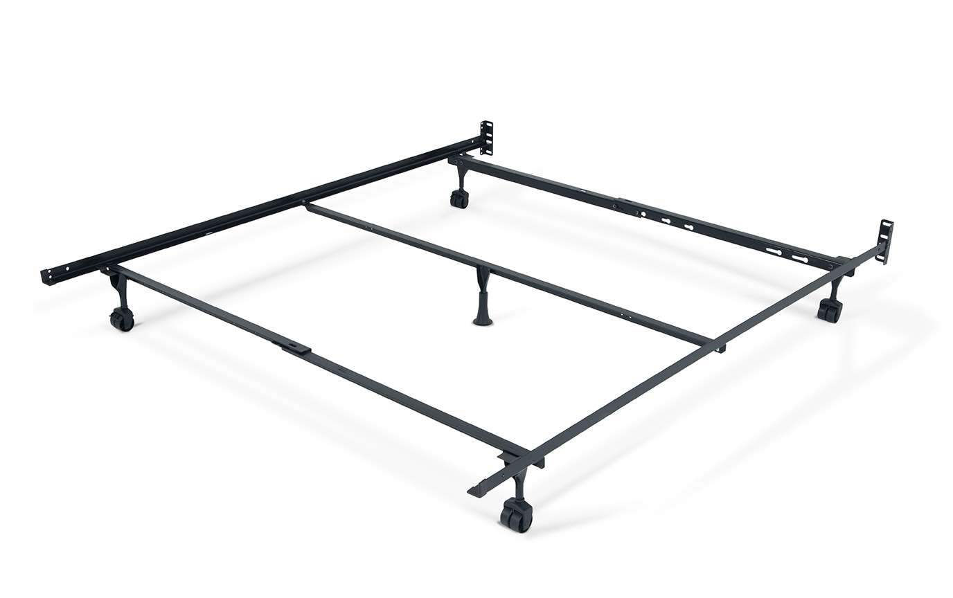 Queen Bed Frame Queen Bed Frame With Casters