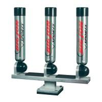 Big Jon Triple Multi-Set Rod Holder Pedestal Mount ...