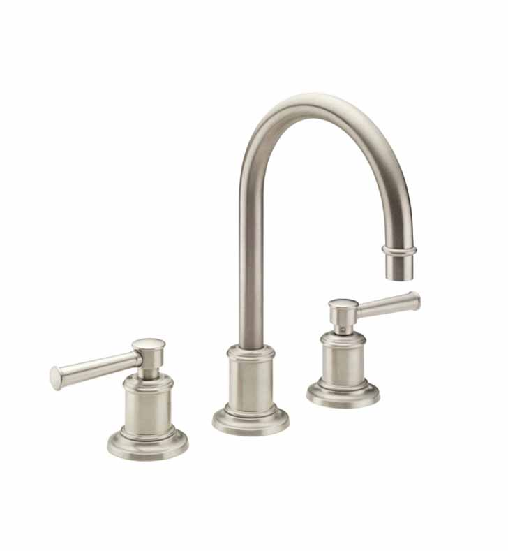 California Faucets California Faucets 4802 Miramar Widespread Lavatory Faucet