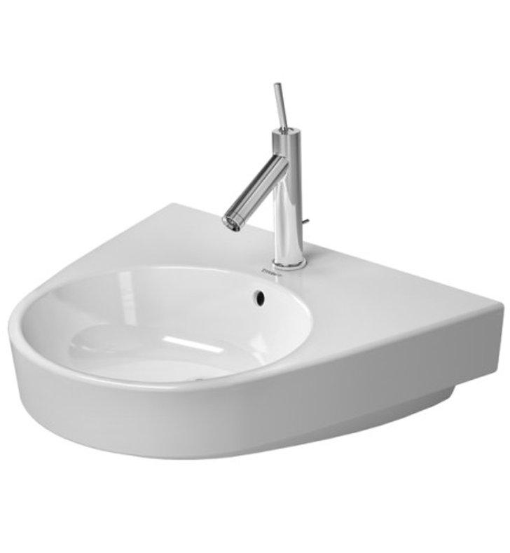 Duravit 23235500 Starck 21 5 8 Inch Wall Mount Porcelain