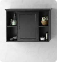 Ronbow 688225-B01 Traditional Bathroom Wall Cabinet in ...