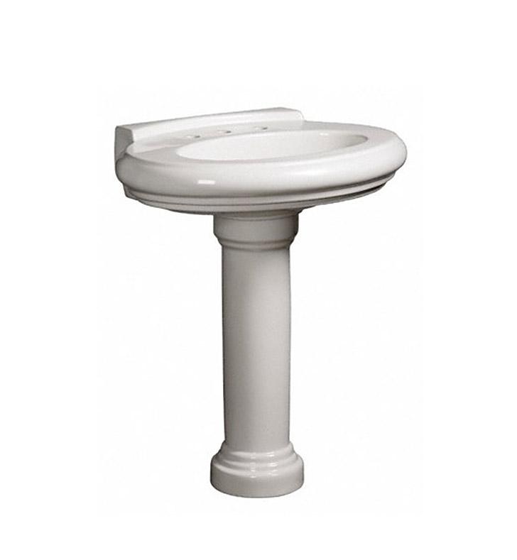 Danze Dc016028wh Dc018110wh Orringtonr 30 Inch Pedestal