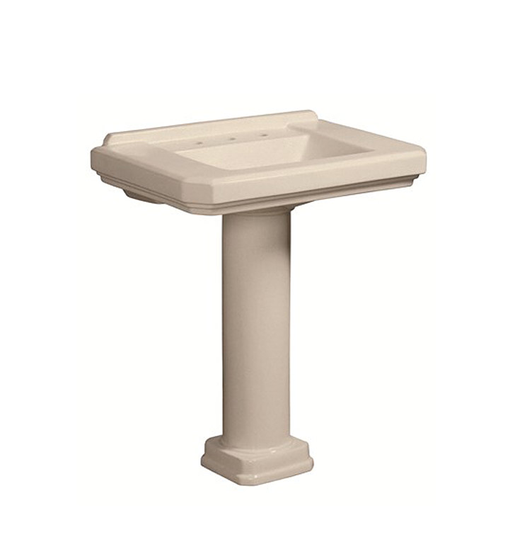 Danze Dc026028bcdc028110bc Cirtangularr 30 Inch Pedestal