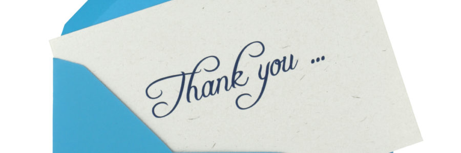 How to Write 3 Minute Thank You Notes \u2022 Productive Fundraising