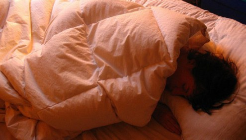 This freelance writer understands the importance of sleep.