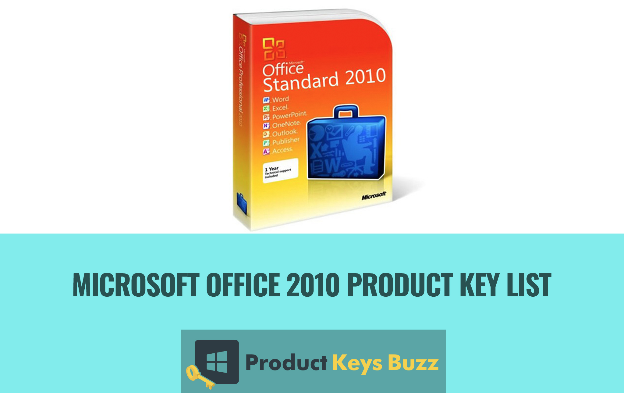 Clé Activation Office 2013 Microsoft Office 2010 Free Product Key List Activation License