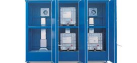 Cámaras térmicas para productos químicos: hasta un 50% de ahorro