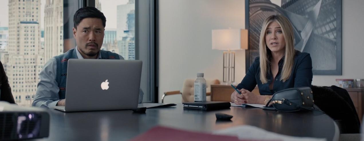Apple MacBook Pro 15 \u2013 Office Christmas Party (2016) Movie
