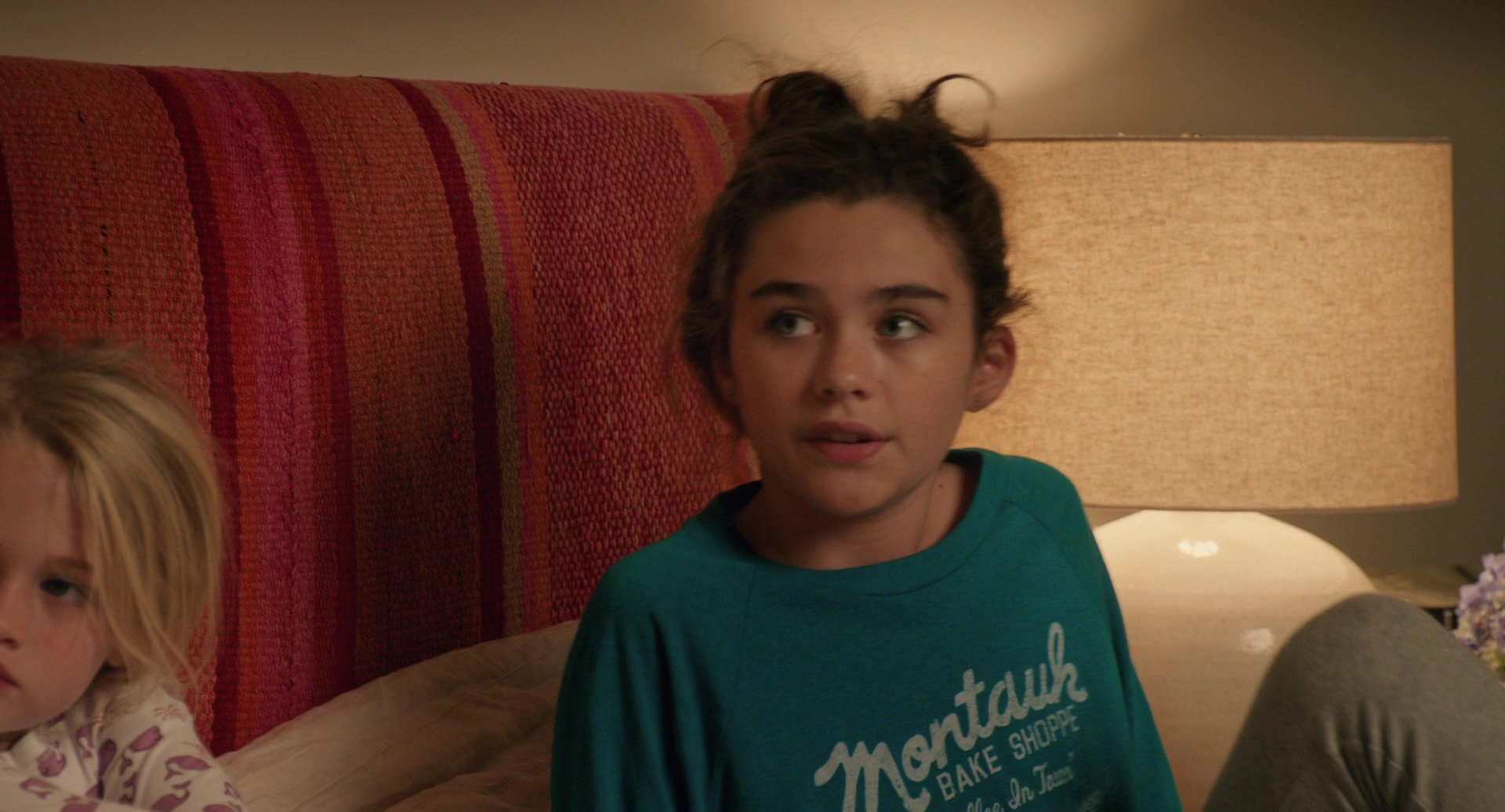 Montauk Bake Shoppe Sweatshirt Worn By Lola Flanery In Home Again 2017 Movie - Lola Home
